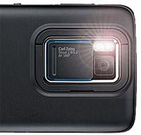 Nokia N900 Kamera