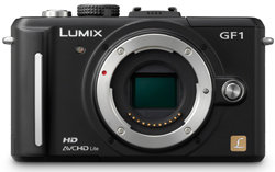 Panasonic Lumix DMC-GF1 Systemkamera