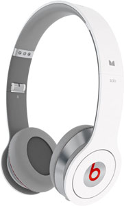 Beats by Dr. Dre Solo Kopfh&ouml;rer Weiss