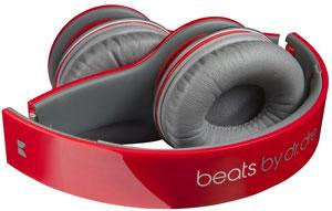 Beats by Dr. Dre Solo HD Kopfhörer RED