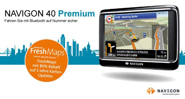 Produktbild des Navigationsgeräts