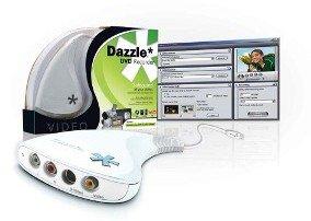 AVID Dazzle DVD Recorder DVC101-2 in Gesamtansicht
