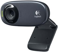 Logitech C310 USB HD Webcam