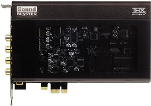 Creative Soundblaster X-Fi Titanium HD - Vorderseite