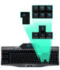 Logitech G510 Gaming Tastatur