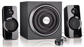 Brachialer Stereo-Sound