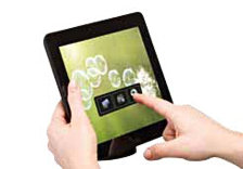moVee Touch ist ein digitales Multimedia-Talent