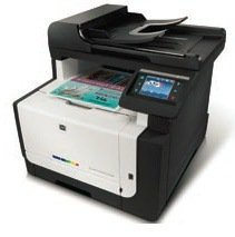 HP LaserJet Pro CM1415fnw