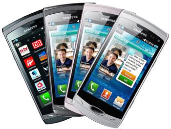 Das neue Samsung Wave II S8530 jetzt bei amazon.de