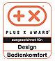 Ausgezeichnet beim  Plus X Award  2010