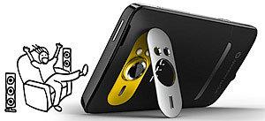 HTC HD7 - mobiles Kino-Erlebnis