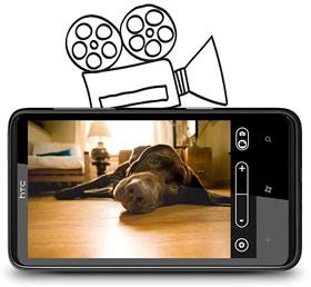 Drehen Sie Ihre eigenen Filme in HD