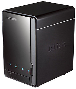 D-Link DNS-320 Sharecenter Plus NAS-Server