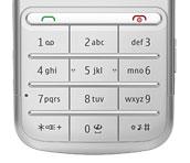 Sowohl Touchscreen als auch Tasten