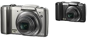 Olympus SZ-20 Digitalkamera silber