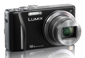 Panasonic Lumix DMC-TZ18 - Superzoomkamera mit Leica Weitwinkelobjektiv