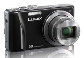 Panasonic Lumix DMC-TZ18 - Superzoomkamera mit Leica Weitwinkelobjektiv