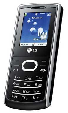 Top Design und kompaktes Format des LG A140