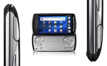 Multitouch-Screen und Spielepad-Knöpfe