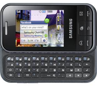 Samsung Chat 335 (S3350)