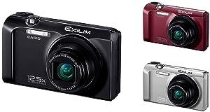 Casio Exilim EX-H30 Digitalkamera schwarz