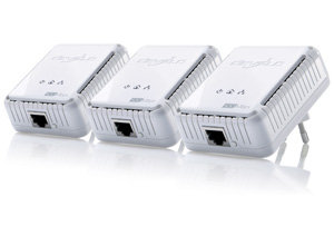 dLAN® 500 AVmini Network Kit
