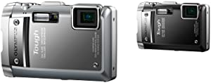 Olympus Tough TG-810 Digitalkamera silber