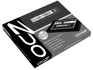 OCZ Vertex 3 in Originalverpackung