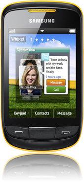 Samsung S 3850 Corby II