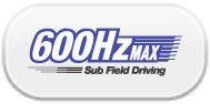 Abbildung 600Hz MAX Subfield Driving