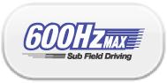 Abbildung 600Hz MAX Subfield Driving