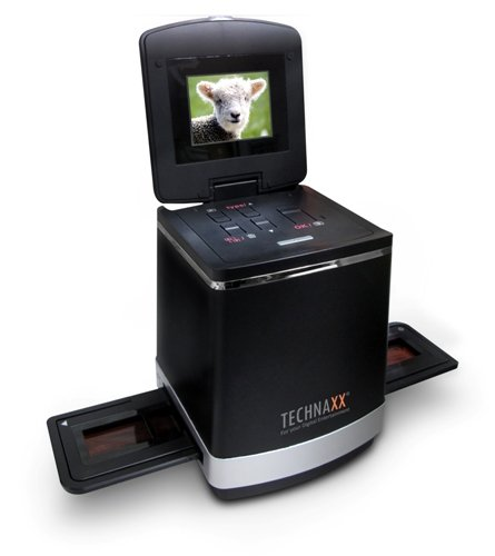 Technaxx DS-01 Negativ-/Dia Scanner