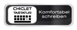 Chiclet Tastatur