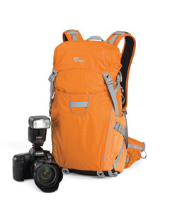 Lowepro Photo Sport 200 AW Orange/Hellgrau
