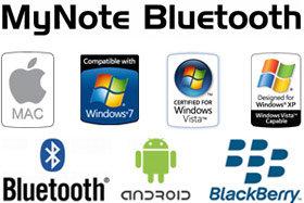 AIPTEK MyNote Bluetooth