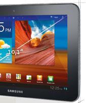 10.1 Zoll Galaxy Tab