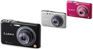 Panasonic Lumix DMC-FS22EG-K Digitalkamera schwarz