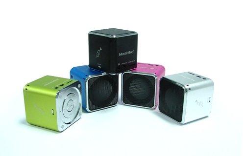 Technaxx Mini MusicMan Stereo Soundstation