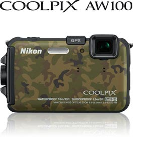 Nikon AW100