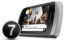 BlackBerry<sup> </sup> 7&#8243; width=&#8220;260&#8243; height=&#8220;160&#8243;>     </p> <h5>Schnell, schneller &#8211; BlackBerry<sup> </sup> 7.</h5> <p>Das neue BlackBerry 7 Betriebssystem und ein 1,2 GHz-Prozessor machen das BlackBerry Torch 9810 extrem leistungsfähig und vielseitig. Sämtliche Anwendungen werden super schnell geladen, man kann sofort von einer Anwendung zur nächsten wechseln und ohne Ende multitasken. Ebenso rasant bewegt man sich durch das Internet und Soziale Netzwerke, denn der BlackBerry Browser ermöglicht schnelles Surfen auch bei mehreren, gleichzeitig geöffneten Webseiten. </p> <p></p> <h5>NFC   und das Smartphone zahlt. </h5> <p>Das BlackBerry Torch 9810 Smartphone unterstützt die Near Field Communication (NFC) Technologie. So kann man das Smartphone wireless mit anderen NFC-fähigen Geräten koppeln und Daten ebenso einfach wie sicher übertragen. Ideal zum bargeldlosen Zahlen. </p> <p>  <img src=