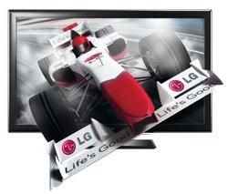 LG 47LK950S 47 Zoll Cinema 3D LCD-TV (Full-HD, 100Hz, DVB-T/C/S, CI+, Smart TV, DLNA, HbbTV, 5x 3D-Brillen) ab 529,- Euro inkl. Versand