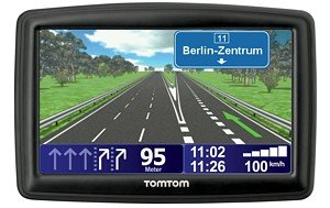 TomTom GO 1000 Traffic