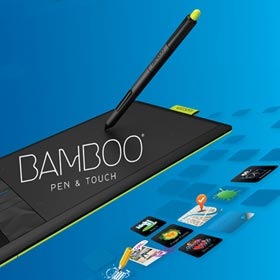 Bamboo Pen & Touch