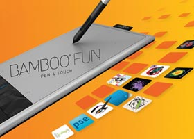 Bamboo Fun Pen & Touch