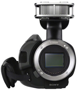 NEX-VG20E Full HD-Camcorder