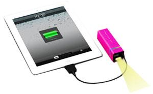 iPad + PowerTube