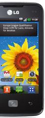 LG E510 - Immer optimal vernetzt