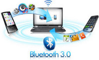 Bluetooth 3.0 High Speed