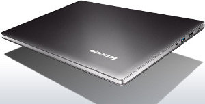 Schlankes Ultrabook Design