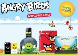 Angry Birds Produkte von GEAR4